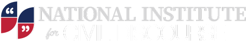 National Institute For Civil Discourse